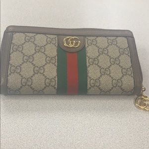Gucci authentic wallet
